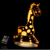 Aloka Sleepy Night Lights - Giraffe