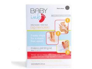 Baby Ink Colour Inkless Printing Kits