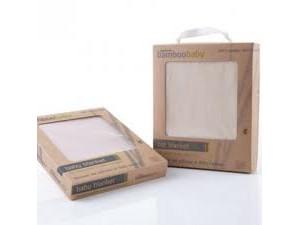 Bamboo BassinetteBlanket (Mint)
