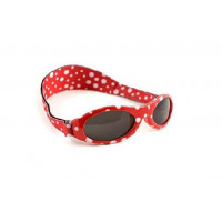 Banz Sunglasses (Red Dot)