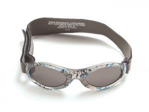 Banz Sunglasses (Steel Bamboo)