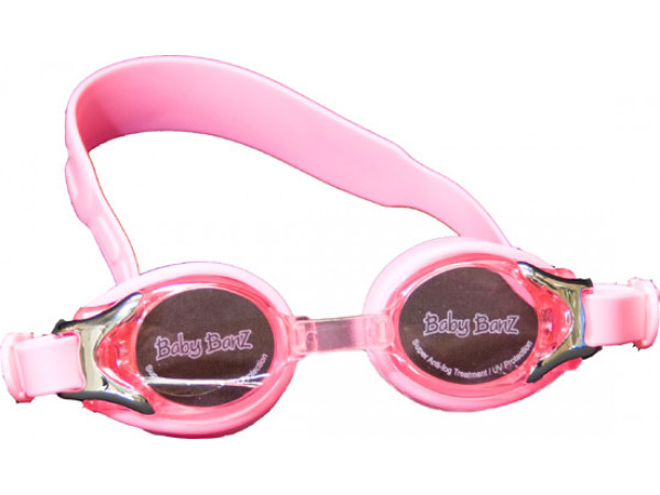 Banz Swimming Goggles (Pink)