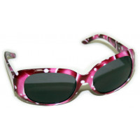 Banz Junior Sunglasses (Dots and Hearts)