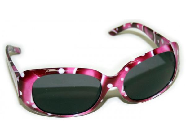 Banz Junior Sunglasses (Dots and Hearts)