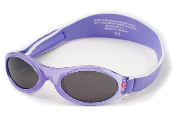 Banz Sunglasses (Spring Lavender)