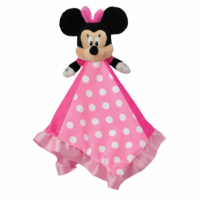 Minnie Mouse Snuggle Blanky