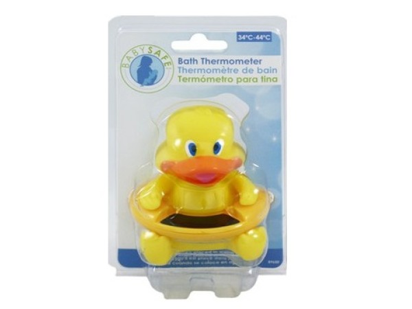 Baby Safe Bath Thermometer (Duck)