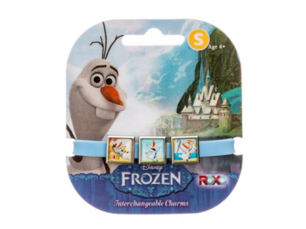 Frozen Summertime Olaf 3 - Charm Bracelet (Small)