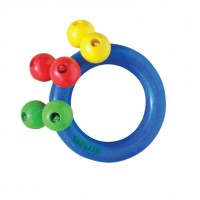 Gepetto  Beaded Teething Ring