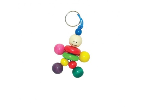 Gepetto Doll Keyring