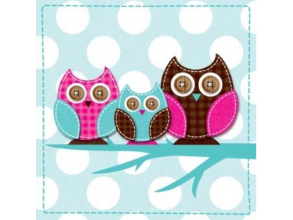 Gift Card - StitchUp Owls