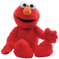 Sesame Street Elmo (Limited Edition)