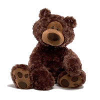 Gund - Philbin Dark Brown Bear (47cm)