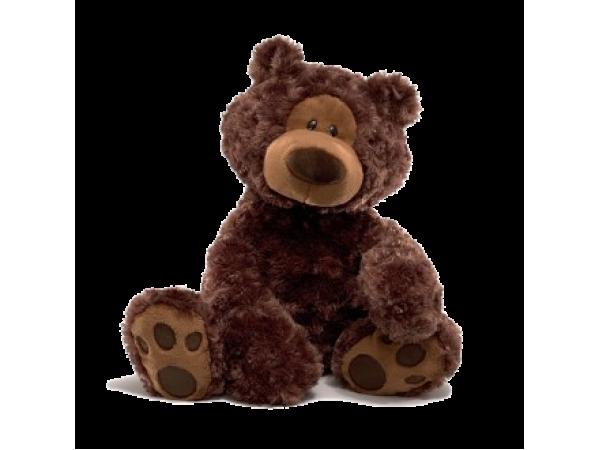 Gund - Philbin Dark Brown Bear (47cm)