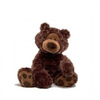 Gund - Philbin Dark Brown Bear (33cm)