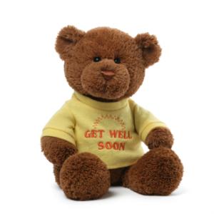 Gund - Get Well Soon Bear