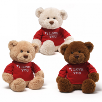 Gund - Message Bear I Love You