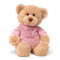 Gund - It's A Girl Bear