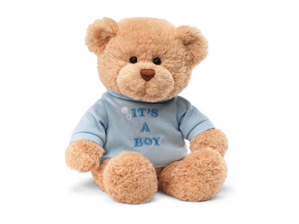 Gund - It's A Boy Bear