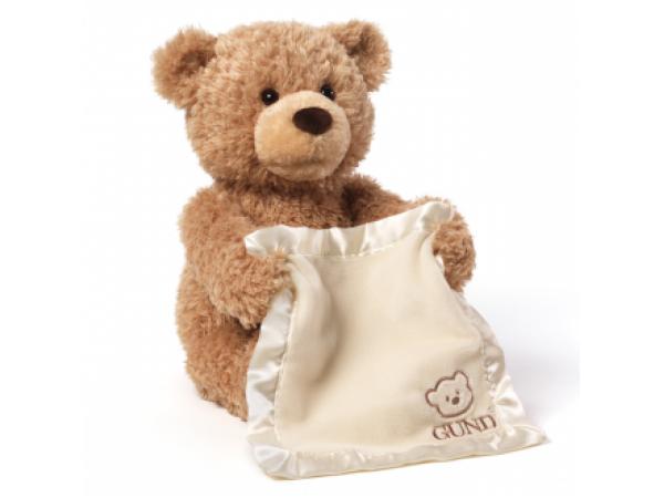 Gund - Peek A Boo Bear