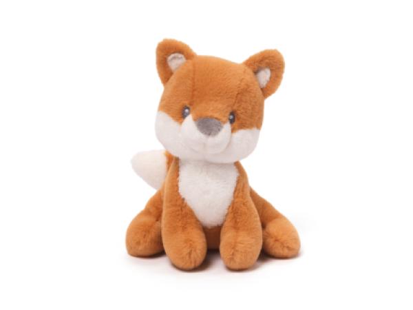 Gund - Rococo Fox Rattle