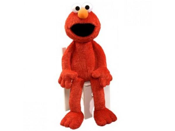 Sesame Street - Soft Toy Jumbo Elmo