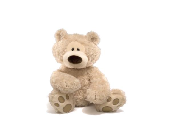 Gund - Philbin Beige Bear (33cm)