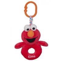 Sesame Street - Elmo Ring Rattle