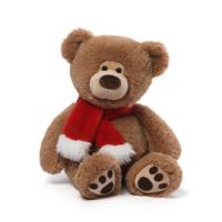 Gund-Tassel Bear With Scarf(Small)