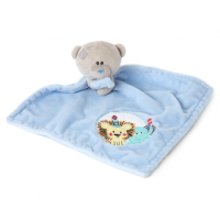 Tiny Tatty Teddy Comforter (Boy)