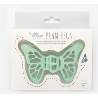 Peggles Pram Pegs (Peppermint)