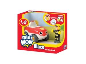 WOW - Blaze the Fire Truck