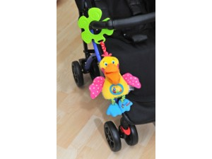 K's Kids Stroller Pal - Hungry Pelican