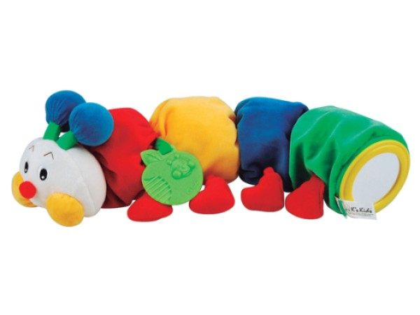 K's Kids Inchworm with Teether