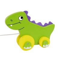 Toybox Pull Along - Dinosaur