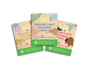 Honey Sticks- Colouring Book