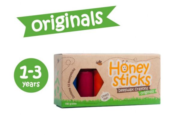 Honey Stick Crayons Orginal