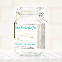 Baby Keepsake Jar