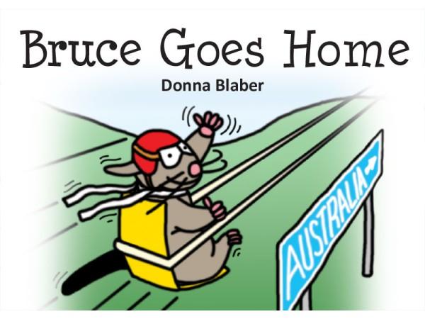Kiwi Critters -  Bruce Goes Home (Book 3)