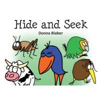 Kiwi Critters - Hide & Seek (Book 5)