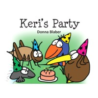 Kiwi Critters - Keri's Party (Book 1)