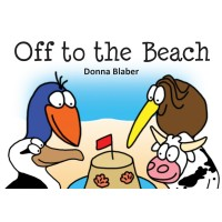 Kiwi Critters -Off to the Beach (Book 6)