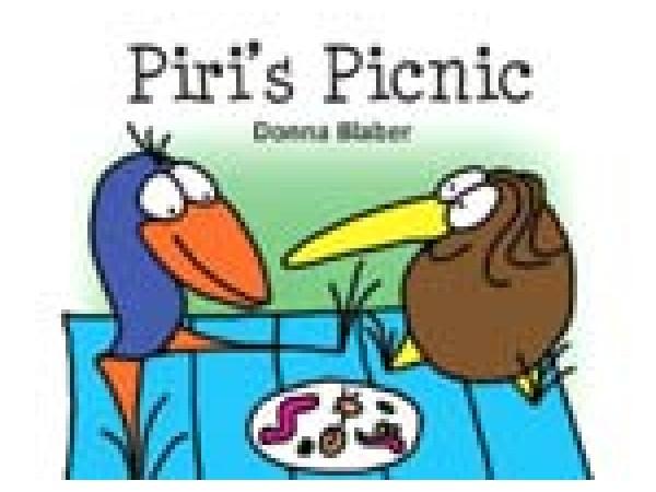 Kiwi Critters -  Piri's Picnic (Book 2)