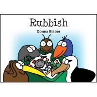 Kiwi Critters -   Rubbish (Book 7)