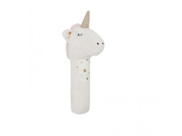 Lily & George Stardust Unicorn Rattle