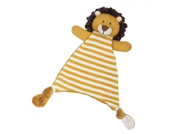 Lily & George Arthur Stripey Lion Comforter