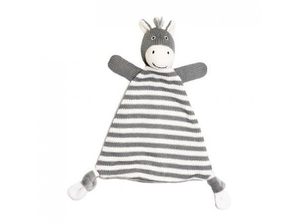 Lily & George Bowie Stripey Zebra Comforter