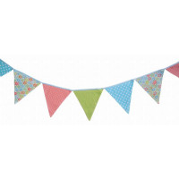 Lily & George Ellie Bunting Flags