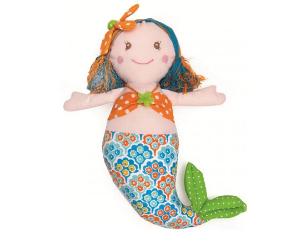 Lily & George Molly Mermaid