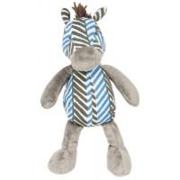 Lily & George Zed Zebra (Rattle)